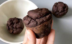 muffinki z fasoli