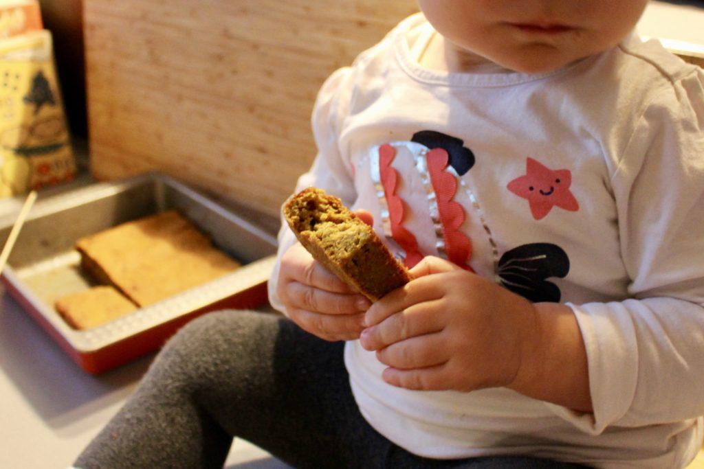 ciasto dyniowe dla dzieci