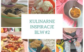 Kulinarne inspiracje BLW 2