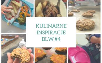 kulinarne inspiracje blw