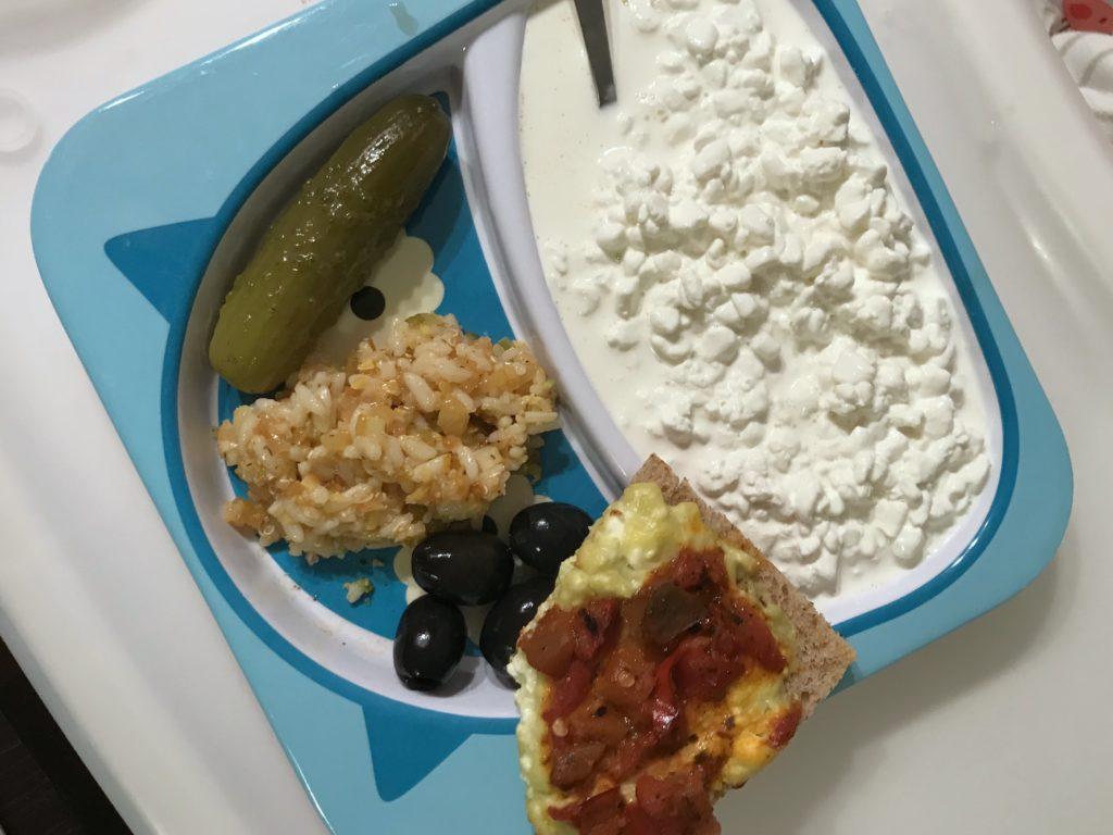 kolacja dziecka