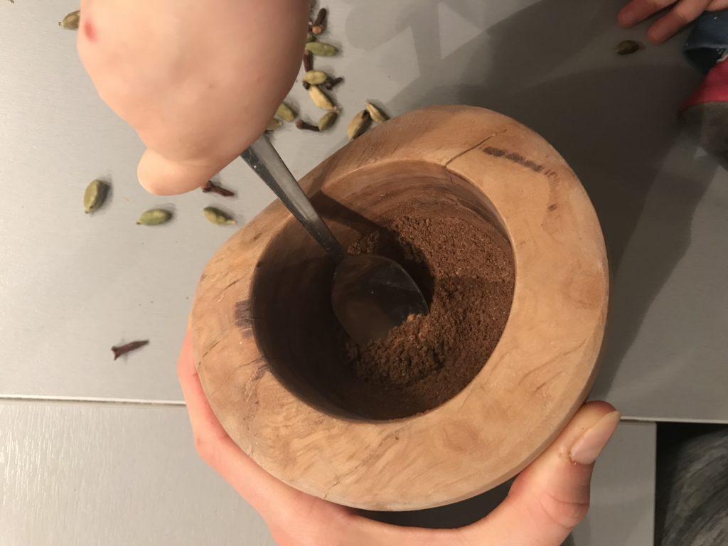 domowa przyprawa piernikowa