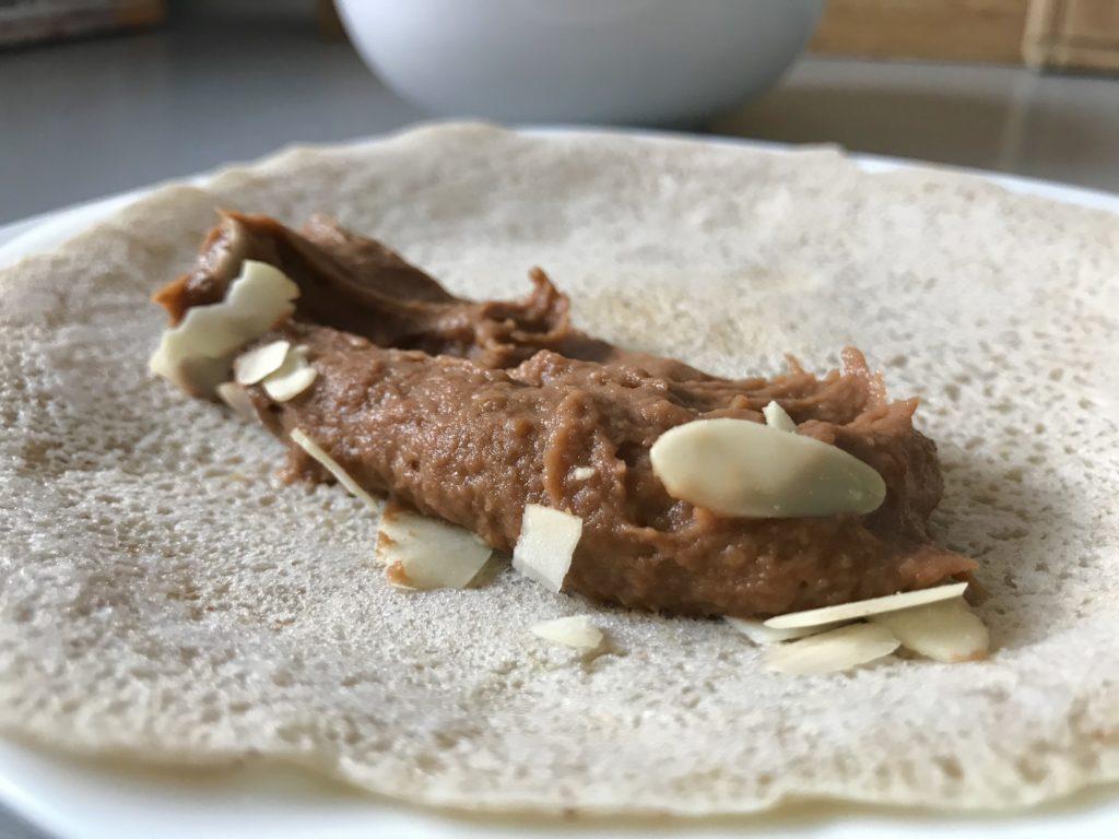 domowa nutella z batata