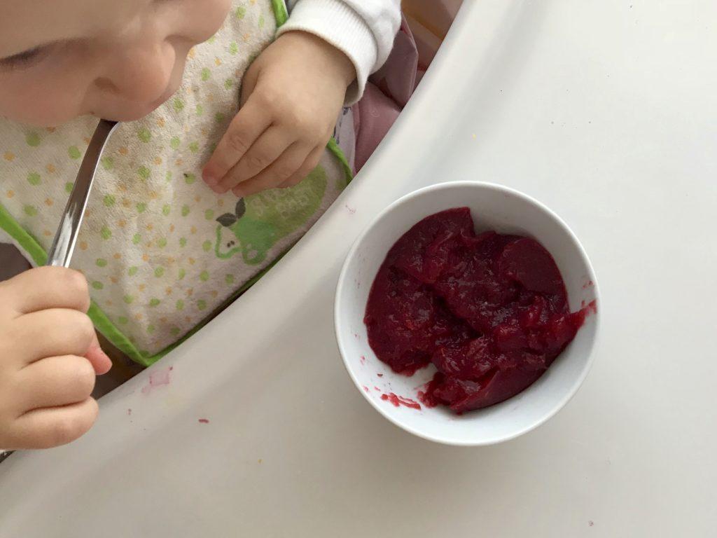 Kisiel wiśniowy z nutą kardamonu