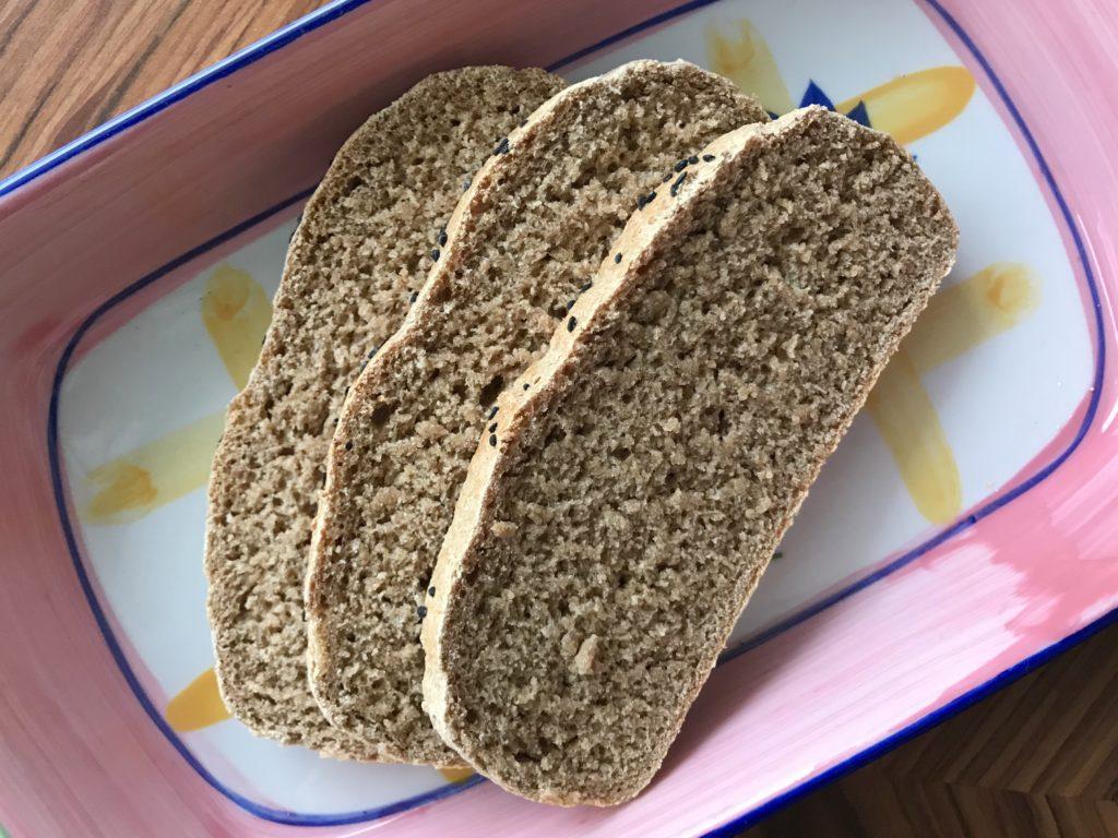 ekspresowy chleb na kefirze