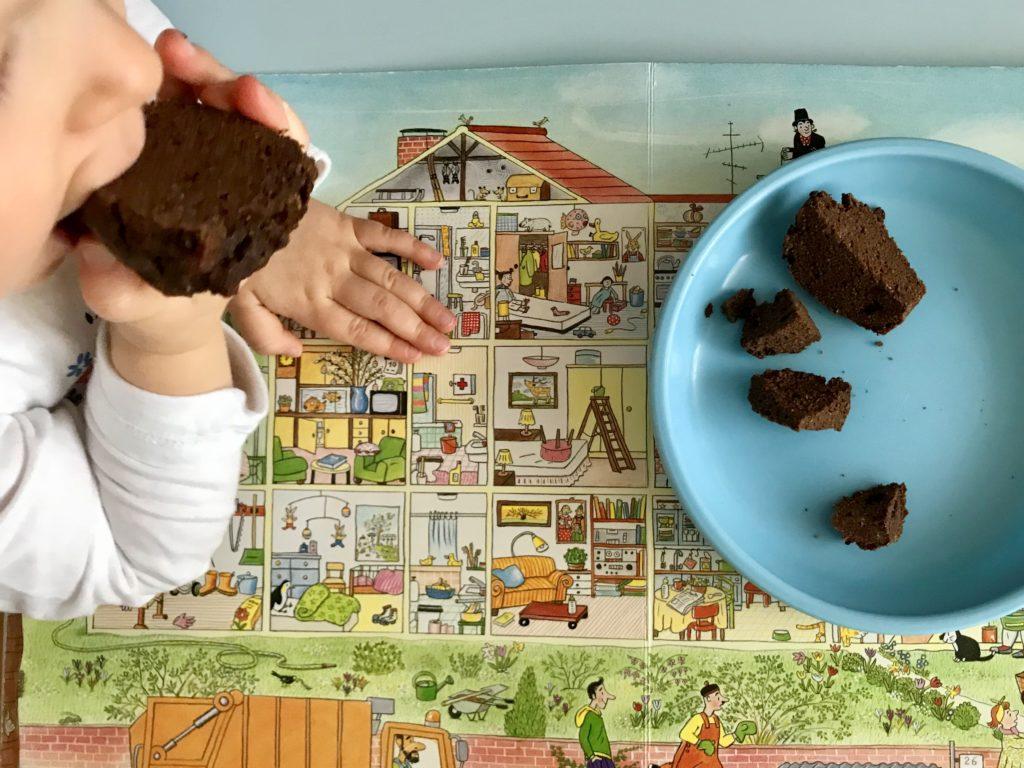 kokosowe muffinki z buraka