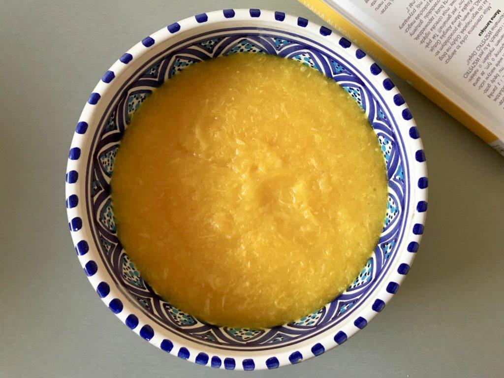 ekspresowy dżem z pomarańczy