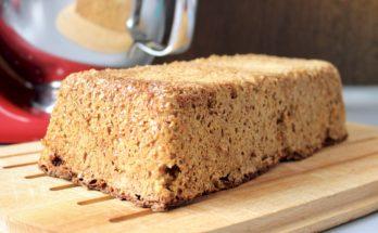 Chleb marchewkowy. Żytnio-orkiszowy na zakwasie. BLW.