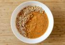Zupa krem z batata, papryki i soczewicy