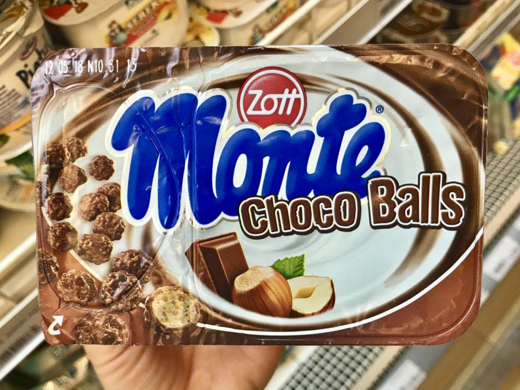 Czy dzieci muszą jeść jogurt z czekoladkami