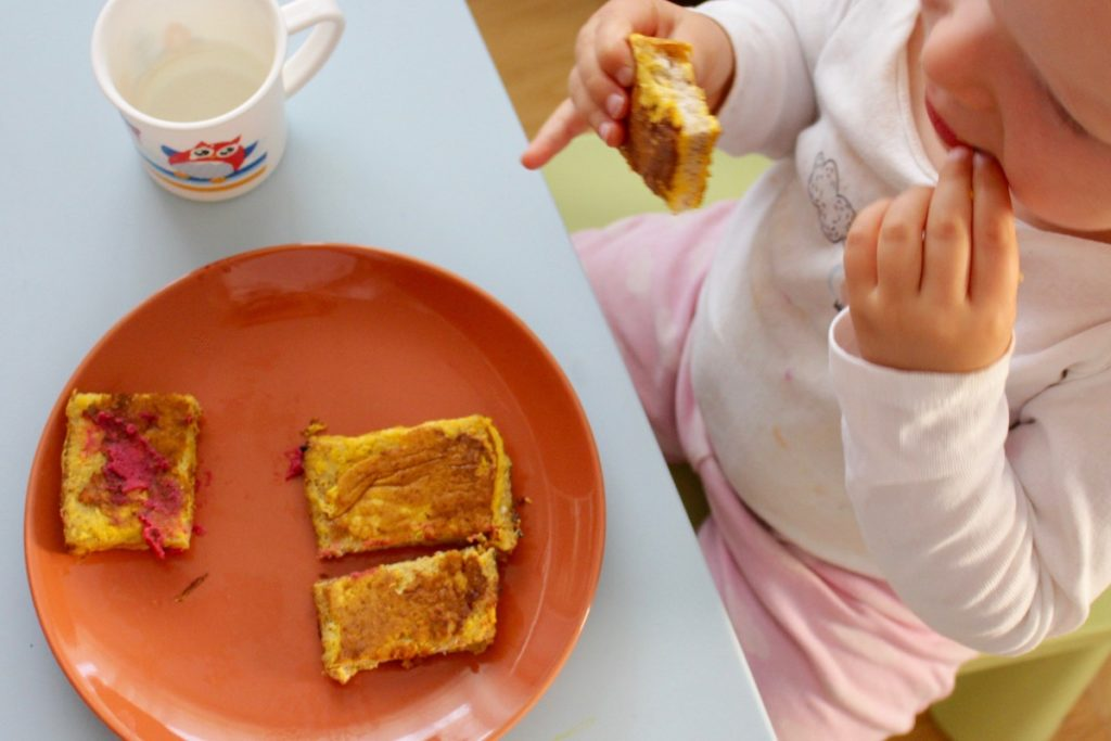 tosty francuskie z dynią