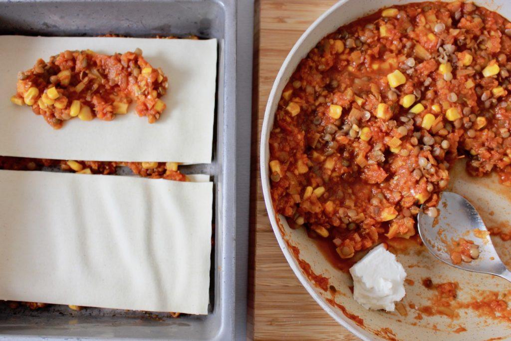 Uniwersalny sos warzywny pomidorowy do makaronu blw