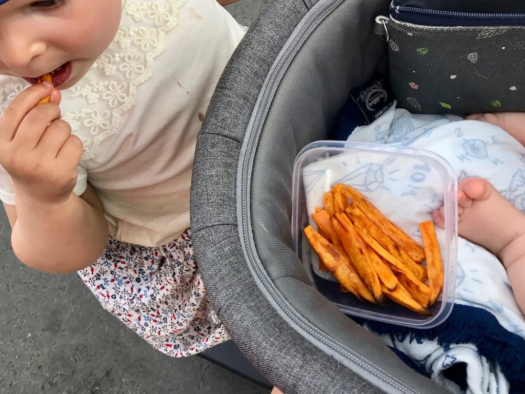 Jak sprawić aby trzyletnie dziecko jadło więcej warzyw BLW