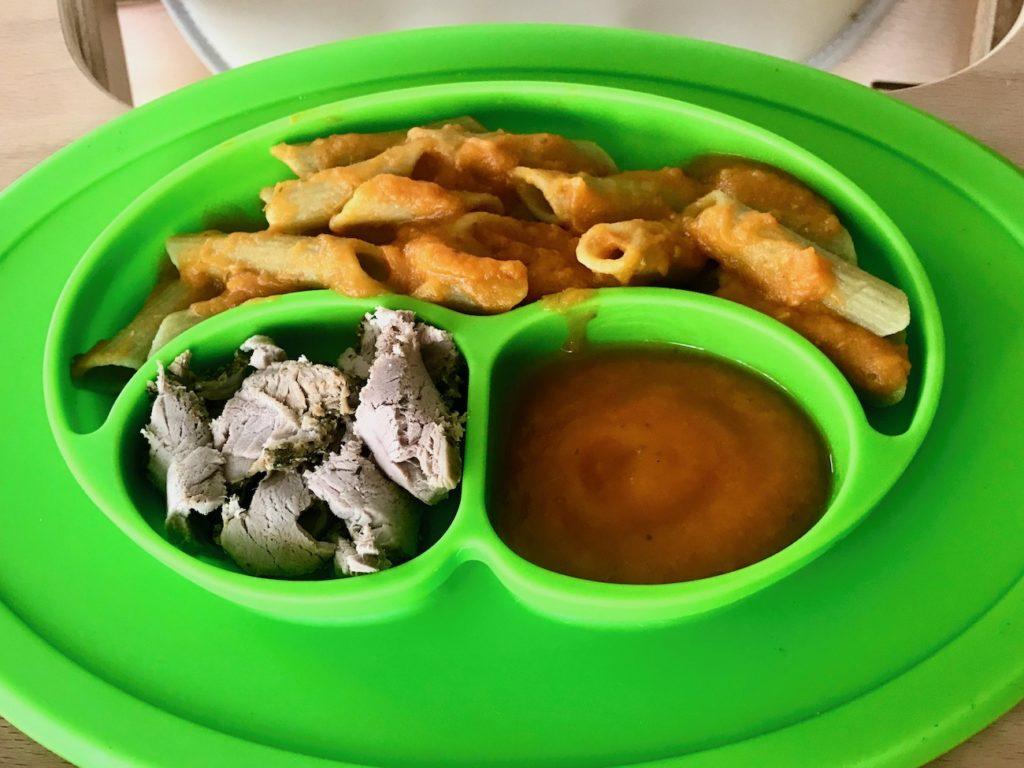 rozszerzania diety menu BLW