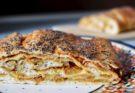 Ciasto drożdżowe z soczewicą i cebulą BLW