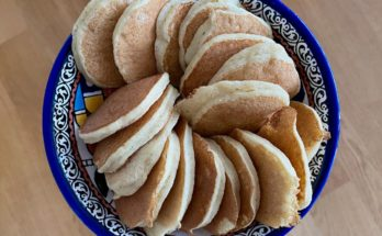 Placuszki z kaszy manny i kefiru