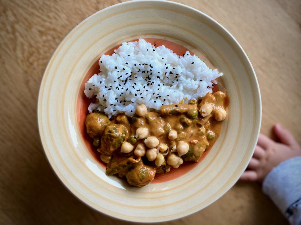 ekspresowe curry z mrożonki