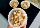 muffinki amarantu ski z jabłkami