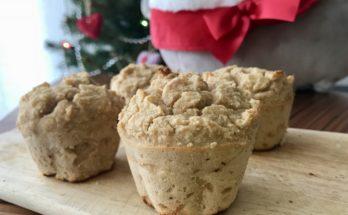 bezglutenowe muffinki z białej fasoli