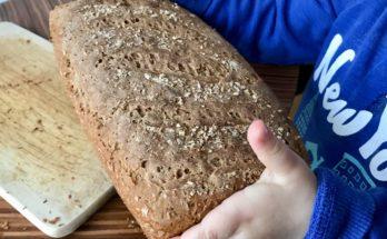 chleb nocny z mąki żytniej