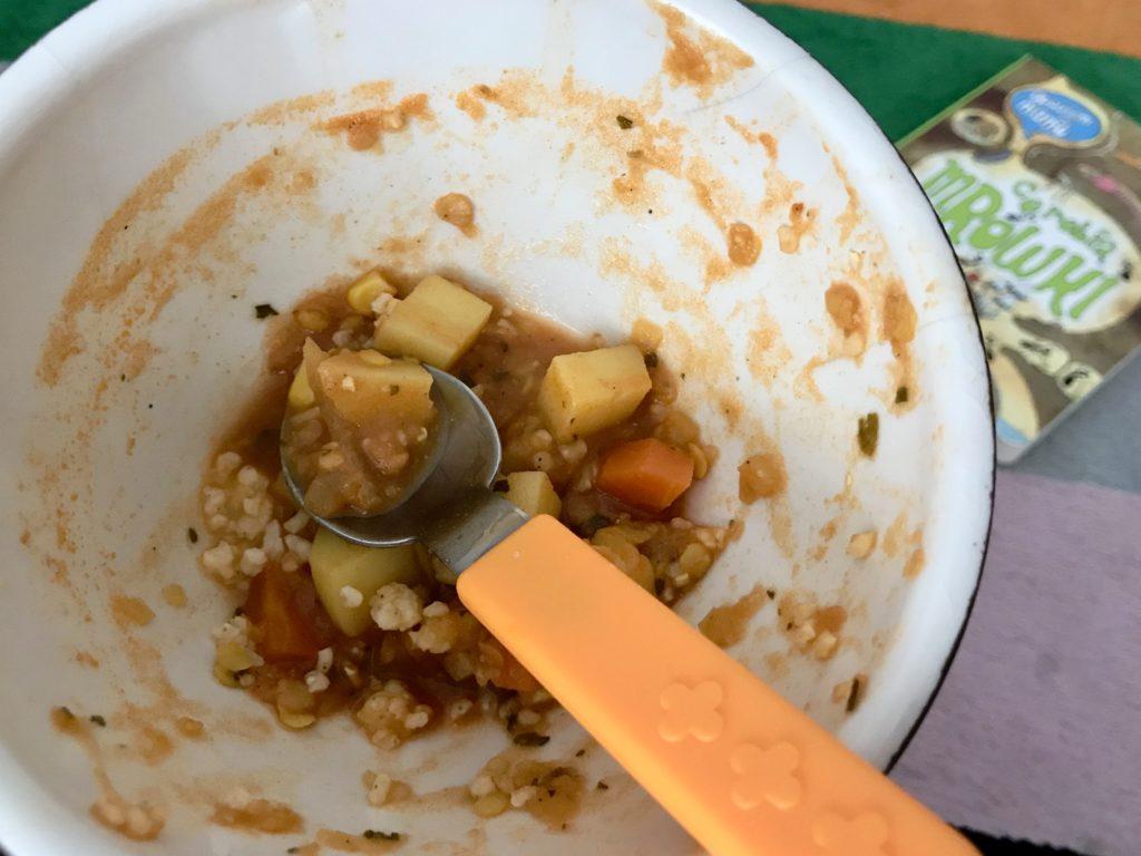 zupa z soczewicą i pomidorami