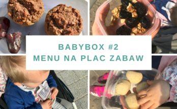 babybox menu na plac zabaw