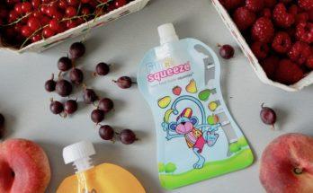 Letnie musy owocowe dla dzieci
