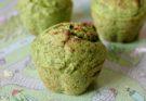 Szpinakowe muffinki bez glutenu i mleka BLW