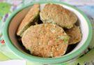 Placki brokułowe dla dzieci BLW