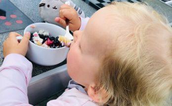 Co moje dziecko zje na wakacjach BLW