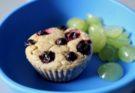 muffinki z białej fasoli blw